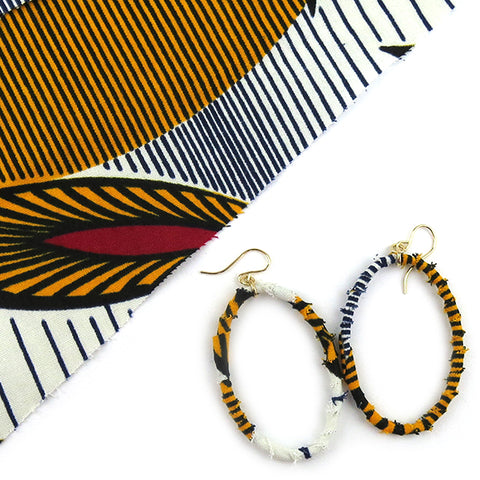 Fougo Earrings