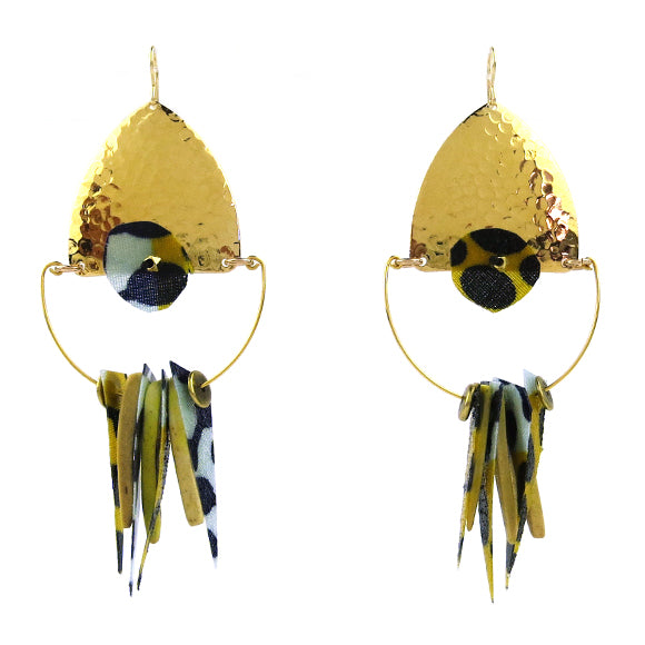 Moon and Lola - Folo Earrings