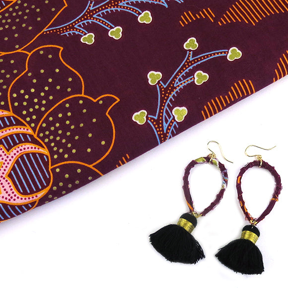 Moon and Lola - Pagala Earring