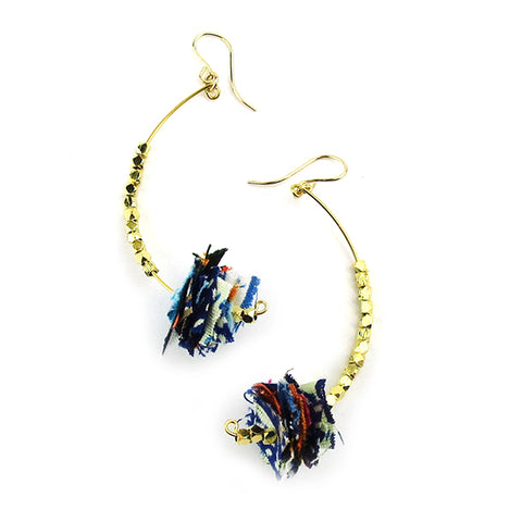 Ponio Earrings