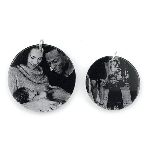 Moon and Lola - Photo Charm