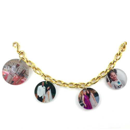 Moon and Lola - Photo Newport Bracelet