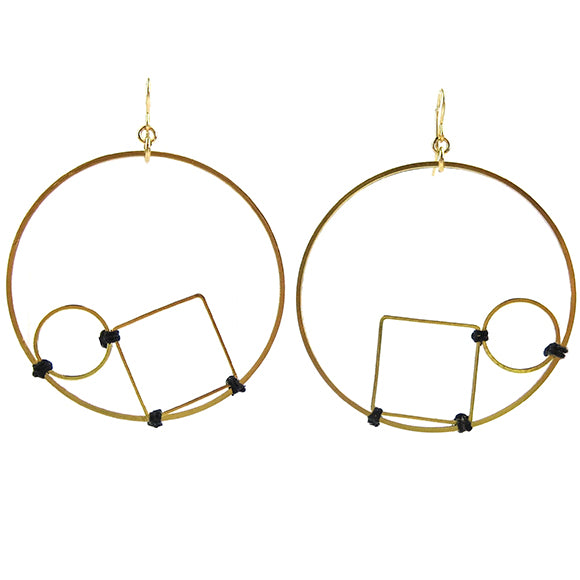 Moon and Lola - Politi Earrings