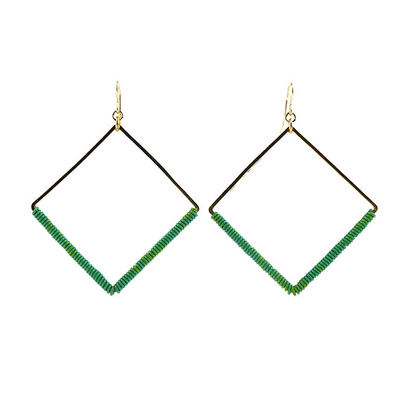 Moon and Lola - Ponio Earrings