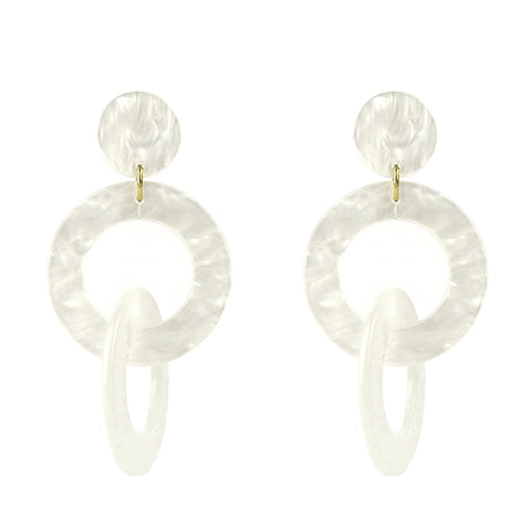 ML xx TP Palm Earrings
