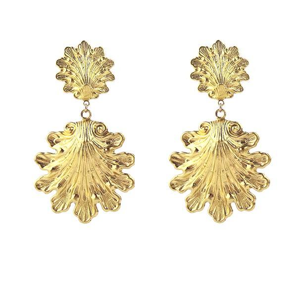 Moon and Lola - Rova Earrings