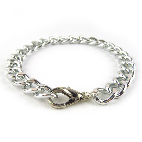 Moon and Lola - Sahara Anklet in silver