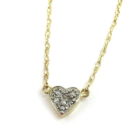 Dove 14k Necklace