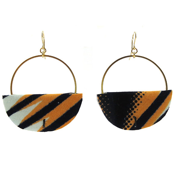 Moon and Lola - Sante Bas Earrings
