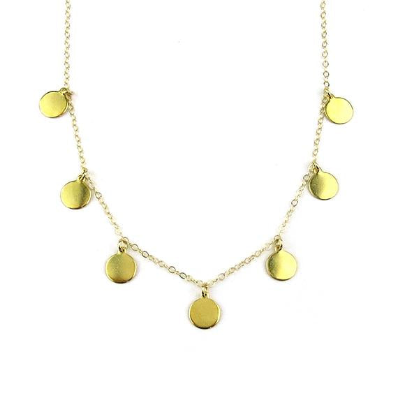 Moon and Lola - Sirkeci Necklace