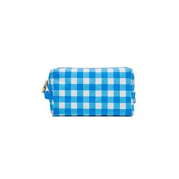 I found this at #moonandlola - Toss Designs Cosmetic Bag in Blue Gingham
