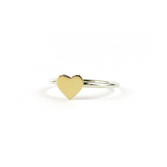 Moon and Lola - Victoria Heart Ring