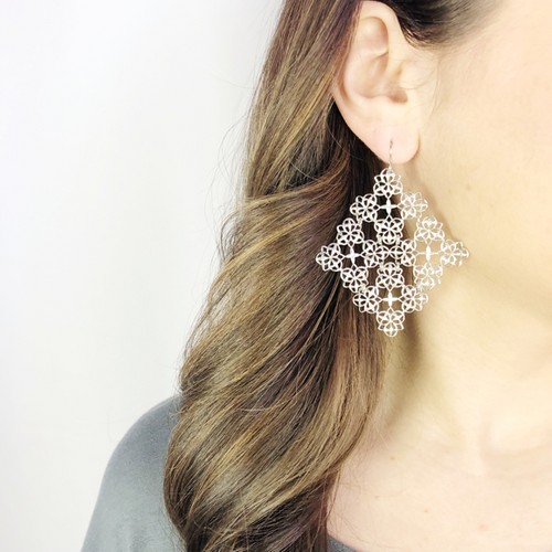 I found this at #moonandlola - Adana Earrings