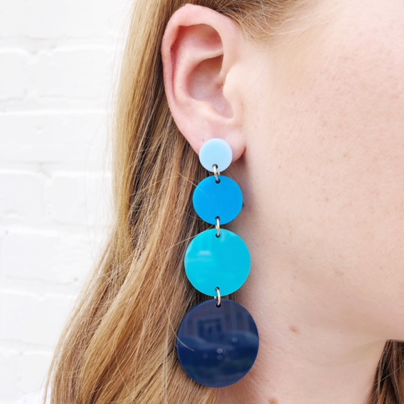 Moon and Lola - Barbados Earrings
