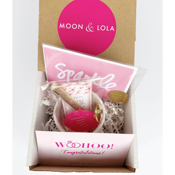 Moon and Lola - Small Bridal Box