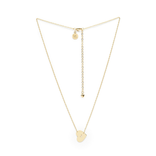 I found this at #moonandlola - Coeur Single Initial Necklace