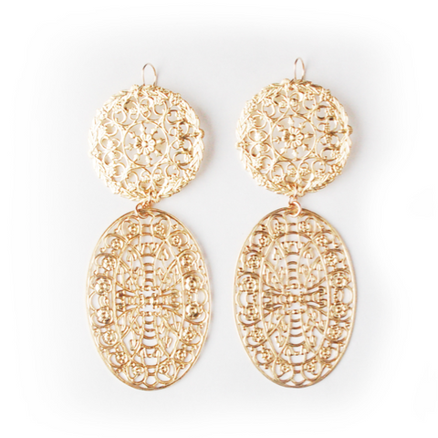 Amani Earrings