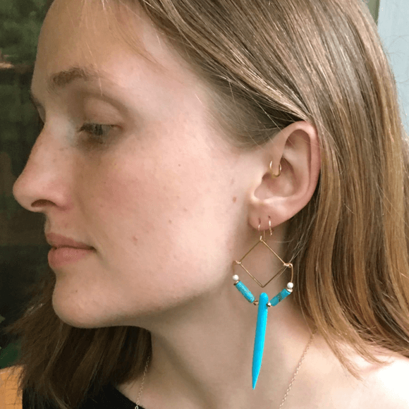 Moon and Lola - Dogoble Earrings