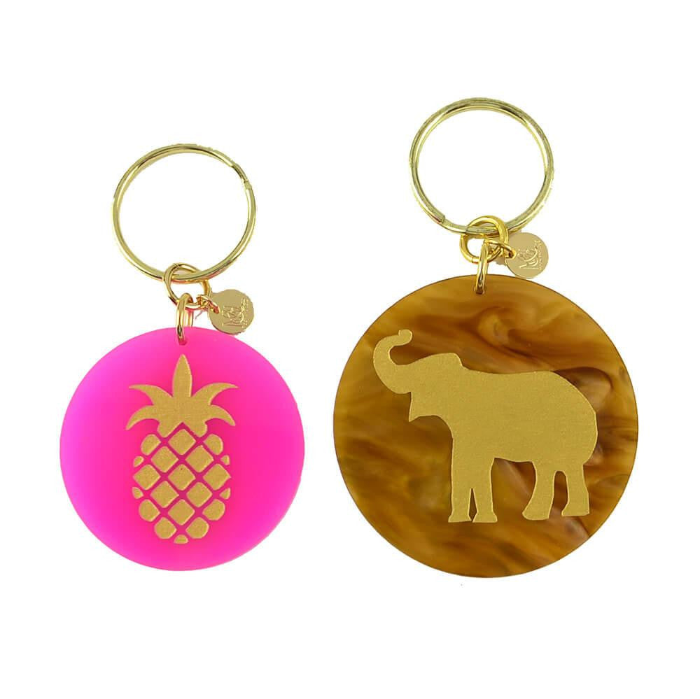 I found this at #moonandlola! - Eden Key Chain (multi images & colors)