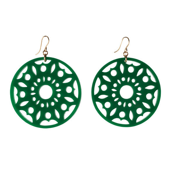 I found this at #moonandlola - Sample Pavia Earrings