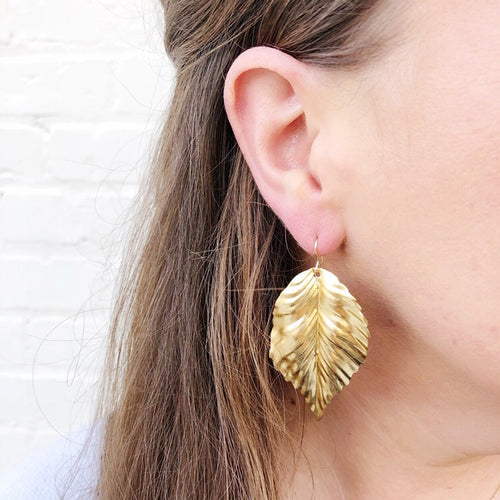 Moon and Lola - Gold Hetta Earrings