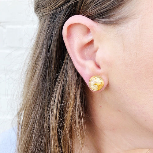 Moon and Lola - Gold Ivalo Earrings
