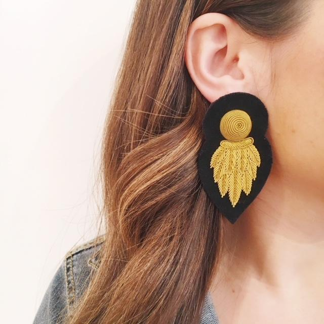 Moon and Lola - Montparnasse Earrings