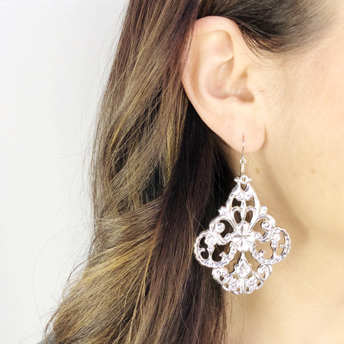 I found this at #moonandlola - New Orleans Earrings