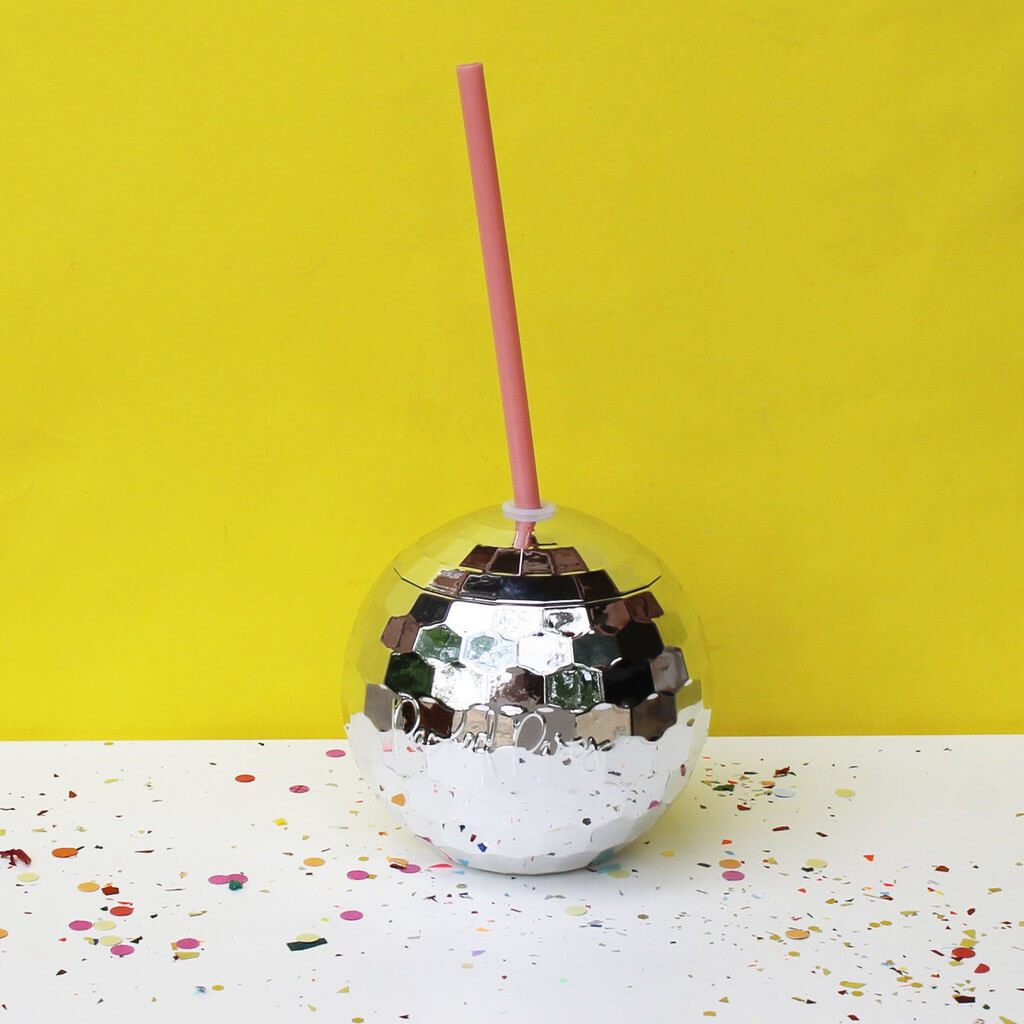Moon and Lola - Packed Party Disco Tumbler
