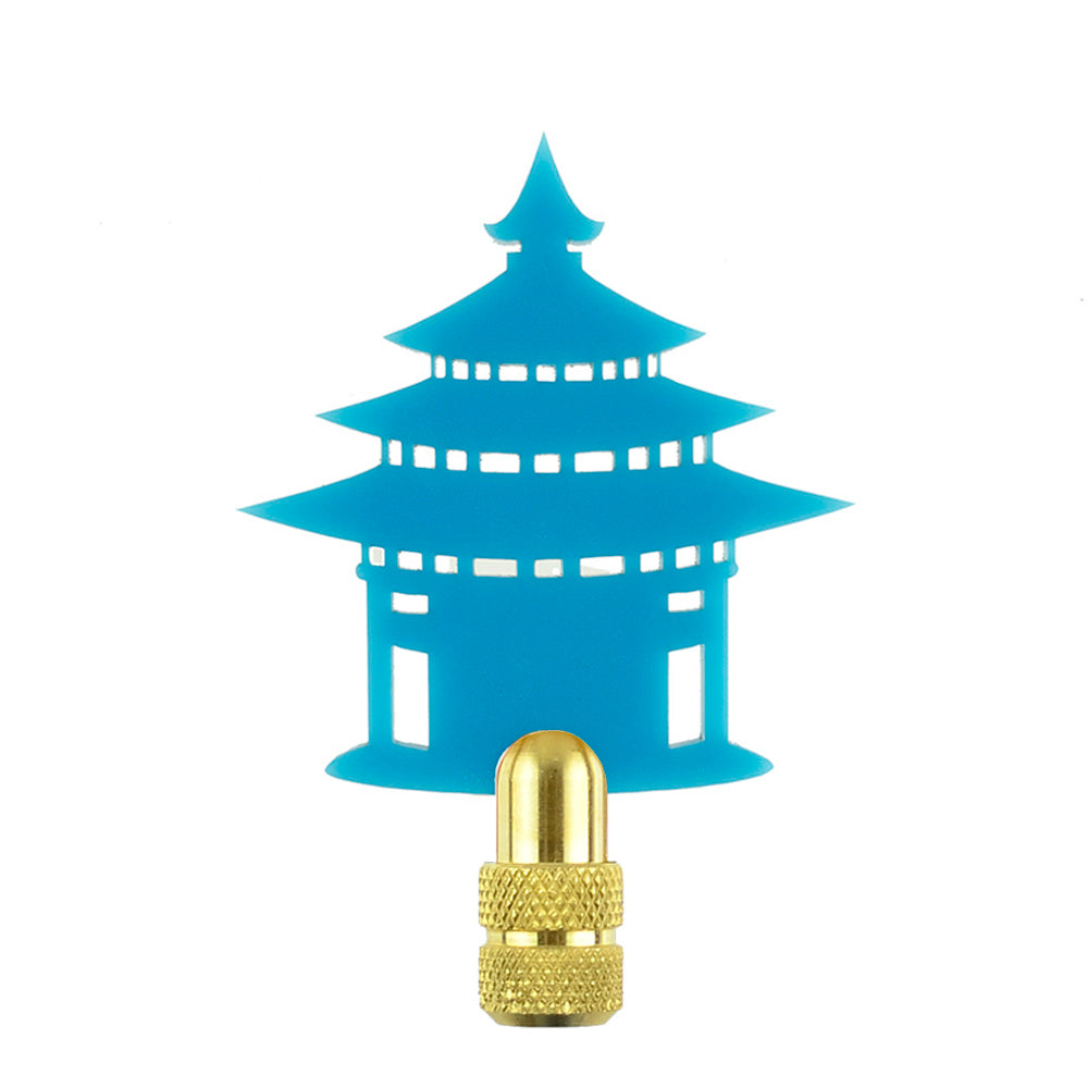 I found this at #moonandlola! - Pagoda Finial