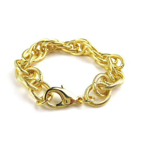 Moon and Lola Preston Bracelet GOLD