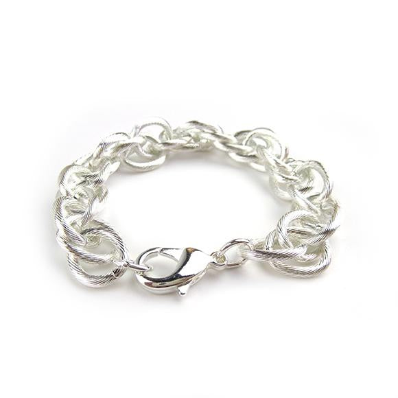 Moon and Lola Preston Bracelet Silver
