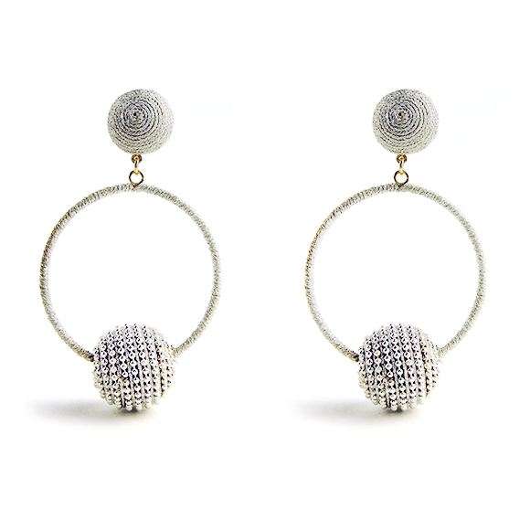 Moon and Lola - Radio City Earrings