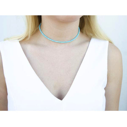 I found this at #moonandlola! - Rhea Choker Necklace