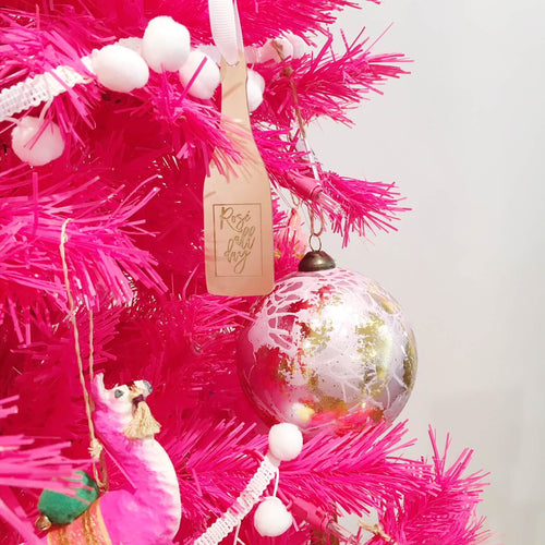 Moon and Lola - Rosé All Day Ornament