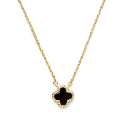 Moon and Lola - Rowan Necklace ebony