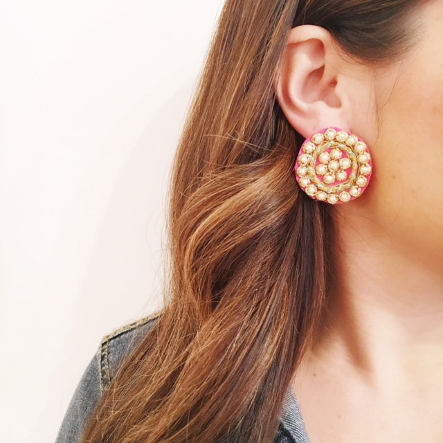Moon and Lola - Villette Earrings
