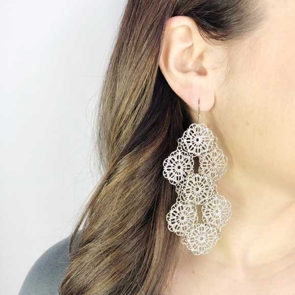 I found this at #moonandlola - Bradford Earrings