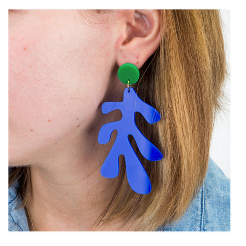 Moon and Lola Altamira Earrings - fun, colorful, and full of movement