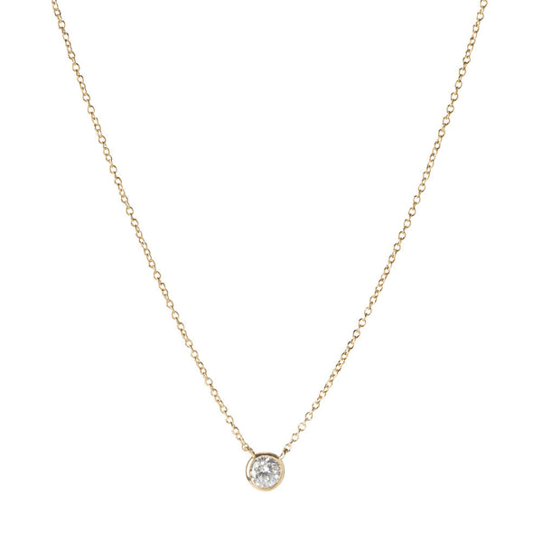 Dove Necklace - Moon and Lola's best selling delicate necklace