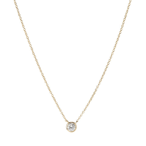 Avis Moon Necklace