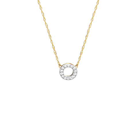 Petit Bijou Diamond Necklace