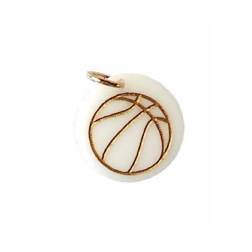I found this at #moonandlola! - Eden Basketball Charm