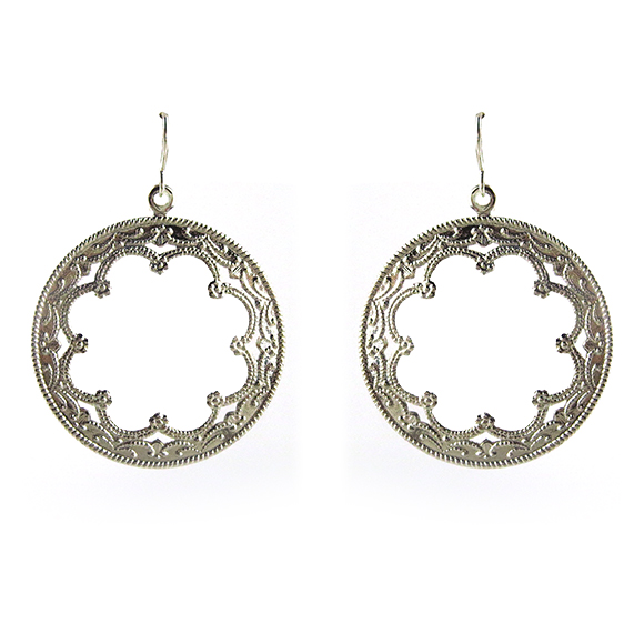 I found this at #moonandlola - Jordan Earrings