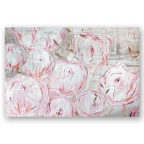 Morgan Rollinson - Peonies For Emily