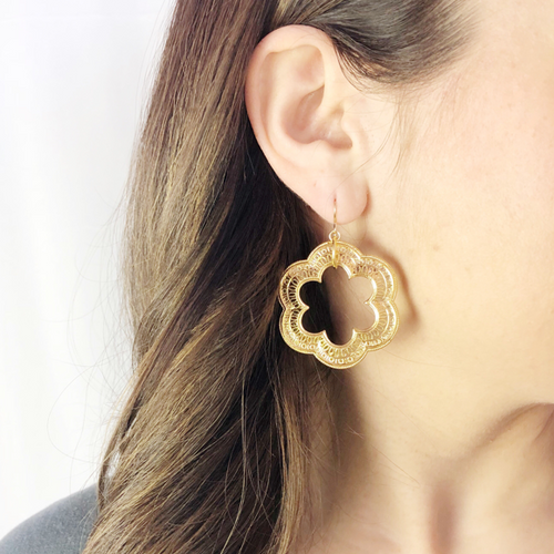 Moon and Lola - Sharjah Earrings