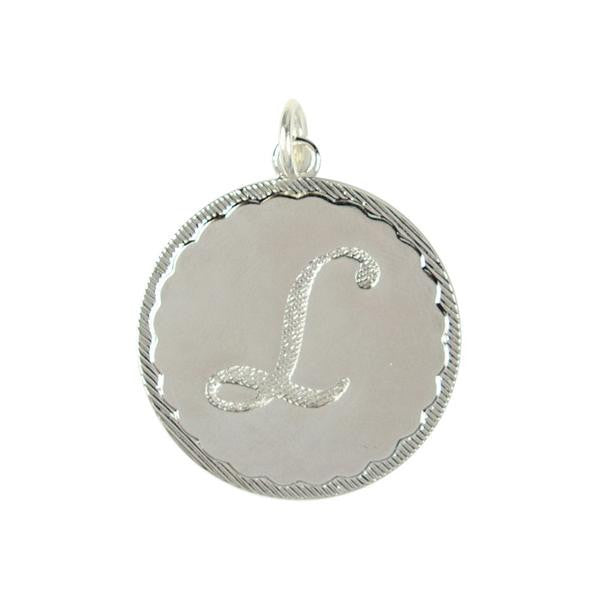 Moon and Lola silver metal Dalton Charm