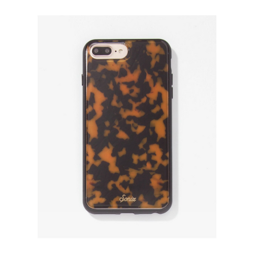 Moon and Lola - Sonix Brown Tortoise iPhone Plus Case