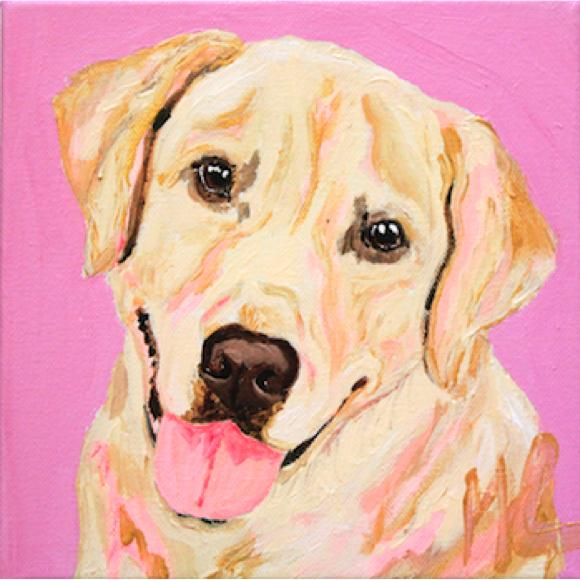 Megan Carn - Buddy The Golden Retriever