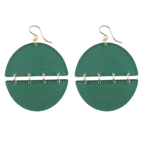 ML xx TP Cutout Earrings
